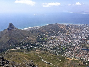 JAR - Kapské Město - Stolová hora